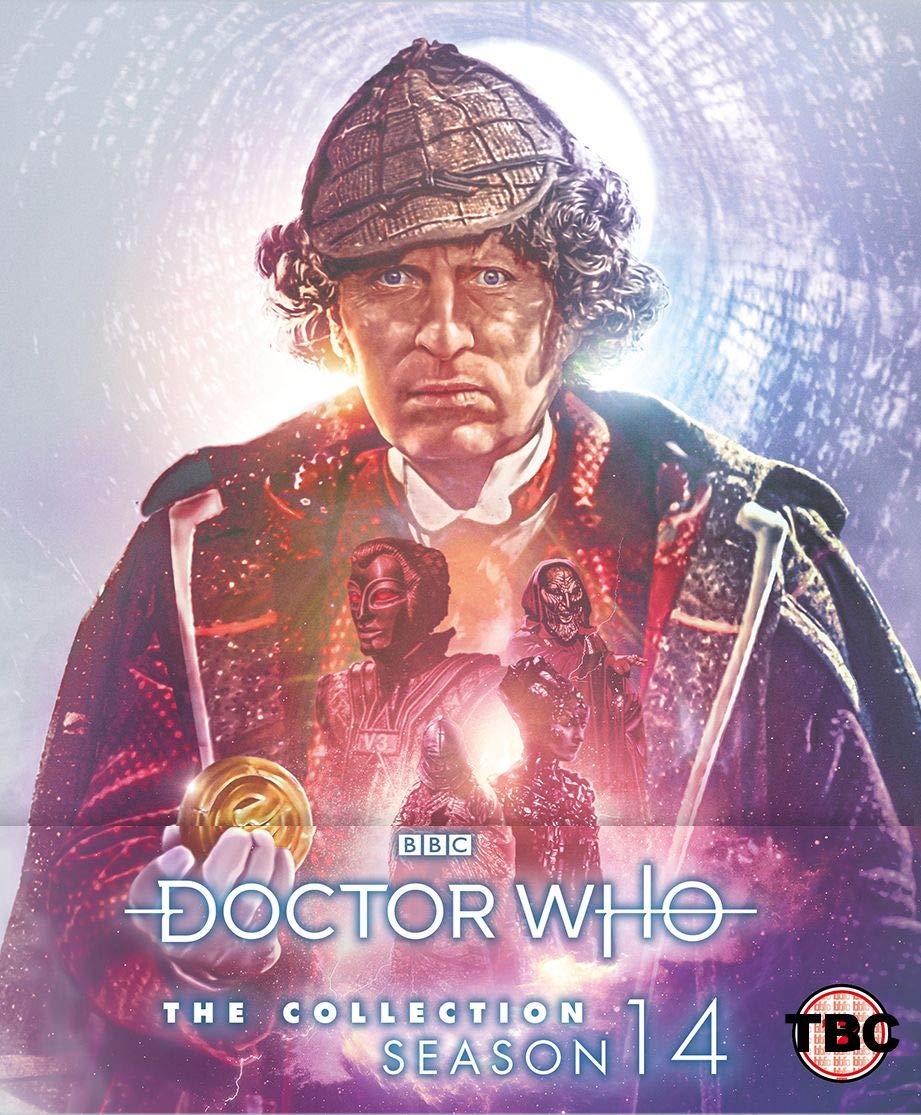 Doctor Who The Collection Season 14 Edizione: Regno Unito Italia Blu-ray: Amazon.es: Cine y Series TV