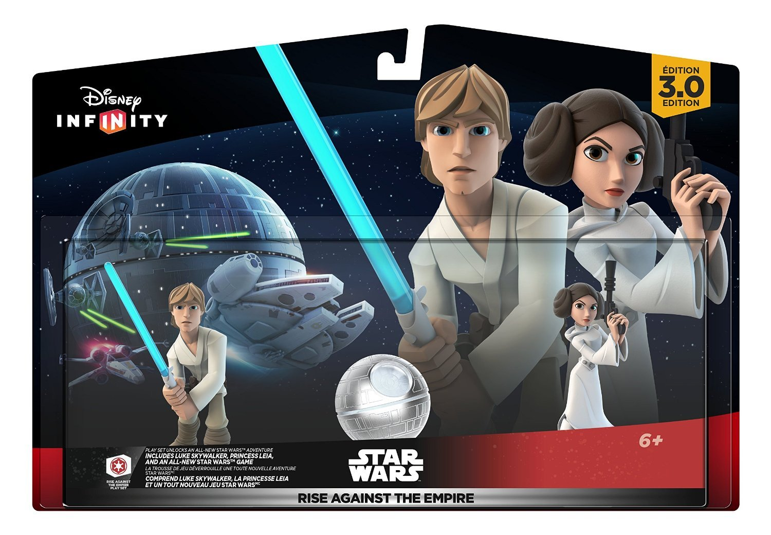 Amazon Com Disney Infinity 3 0 Edition Star Wars Rise Against The Empire Play Set Di 3 0 Sw Rise Against Emp Playset Video Games
