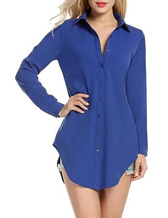 e3d73f5d Pesters roll up Shirt for Women Long Sleeve Shirts for Juniors Cheap ...