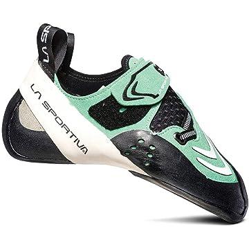 best selling La Sportiva Futura Climbing Shoe - Women's Jade Green/White 39.5