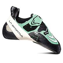 La Sportiva Futura Climbing Shoe - Women's Jade Green/White 39.5