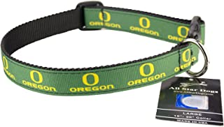 product image for All Star Dogs Oregon Ducks Ribbon Dog Collar - Small