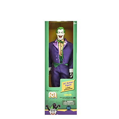 "Mego Action Figures, 14"" Joker 52 (Limited Edition Collector's Item): Toys & Games"