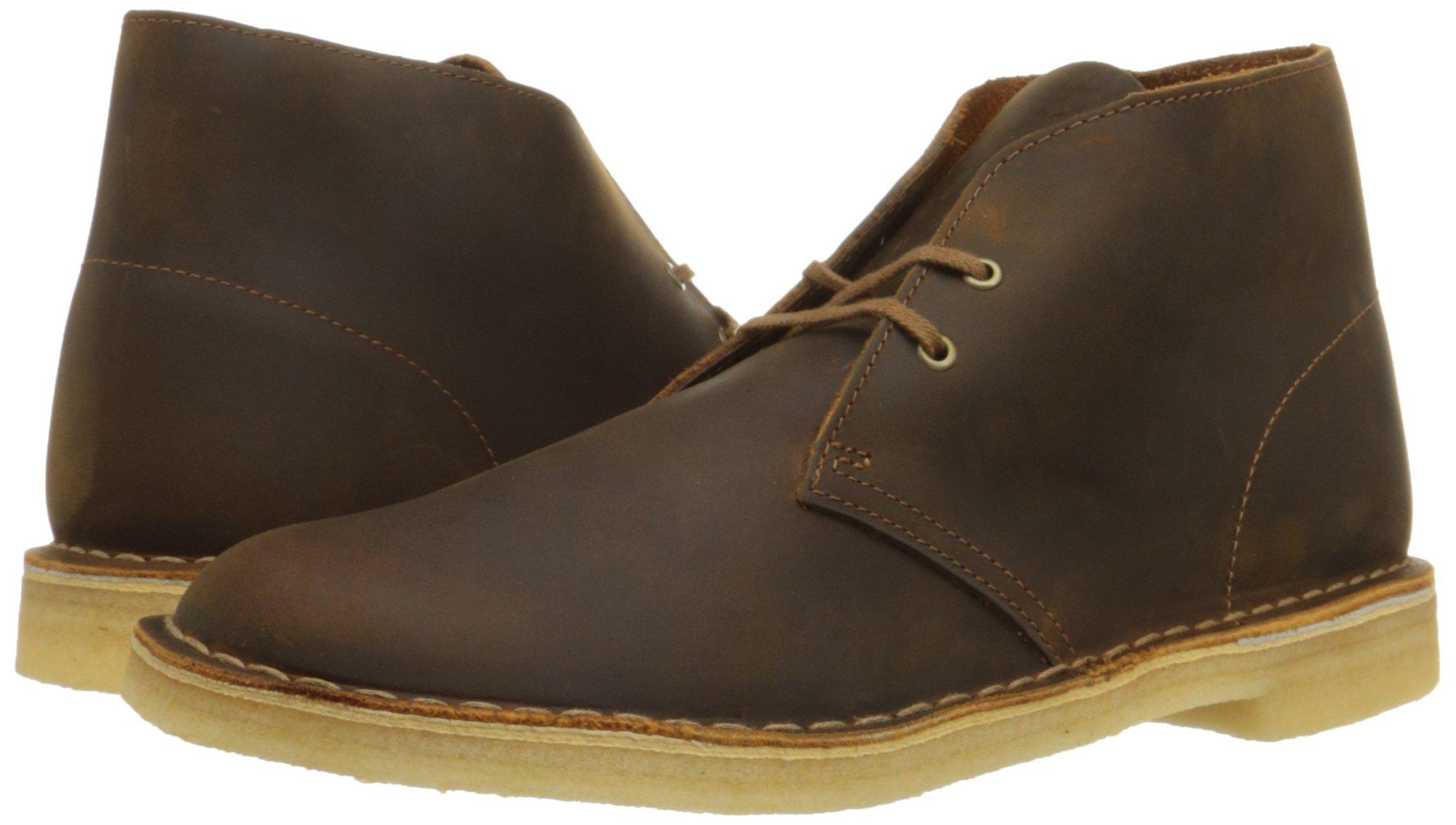 Clarks Originals Men's Desert Boot,Beeswax,9.5 M US by CLARKS (Image #6)