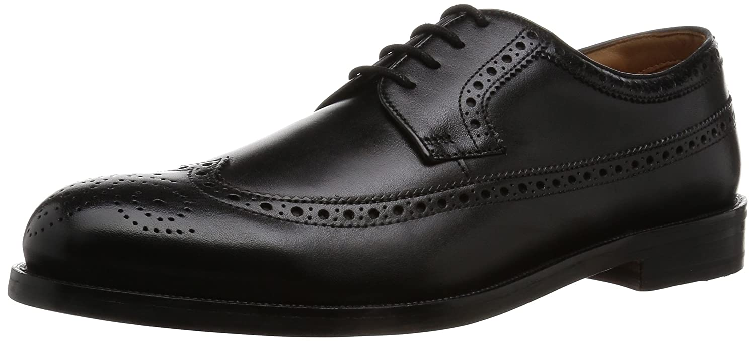 Schwarz(schwarz Leather) Clarks Herren Coling Limit Derbys