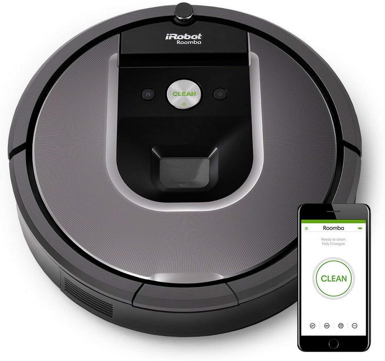 iRobot Roomba 960 Robot aspirador Wi-Fi (reacondicionado): Amazon ...