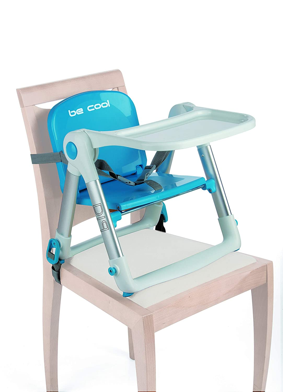 Be Cool Dip - Trona Plegable de Viaje, Azul (Air)