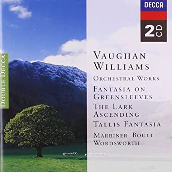 Image result for vaughan williams orchestral works amazon