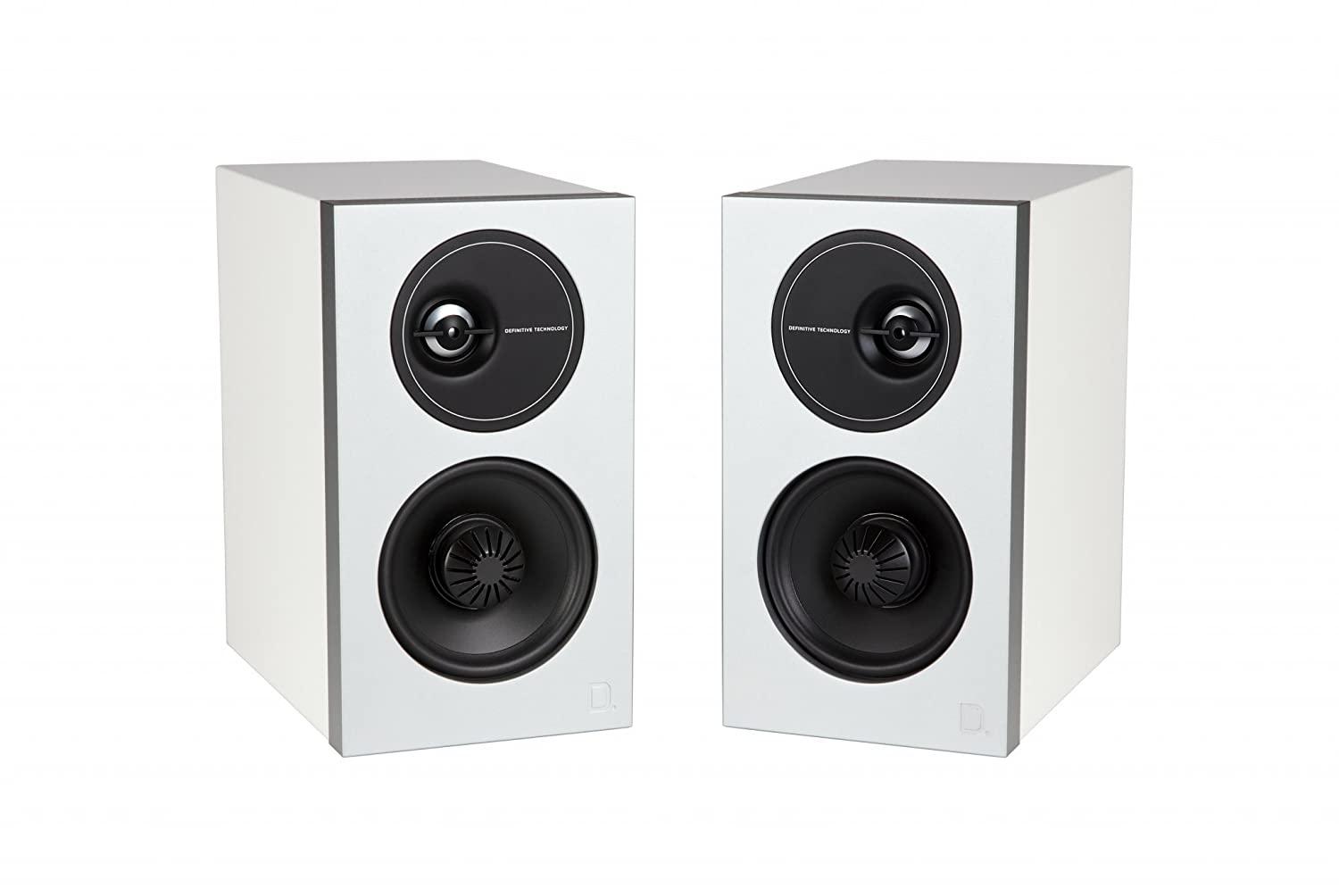 Definitive Technology demandd7 Potente – Altavoces de estantería Color Blanco