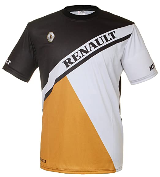 Gt Jaune Cool T Graphics Shirt Short Car Sleeve Auto Gift Renault Tee Rs Sport SpqzGVUML