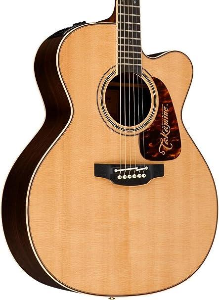 TAKAMINE Pro Serie 7 Jumbo Cutaway Guitarra Electroacústica ...