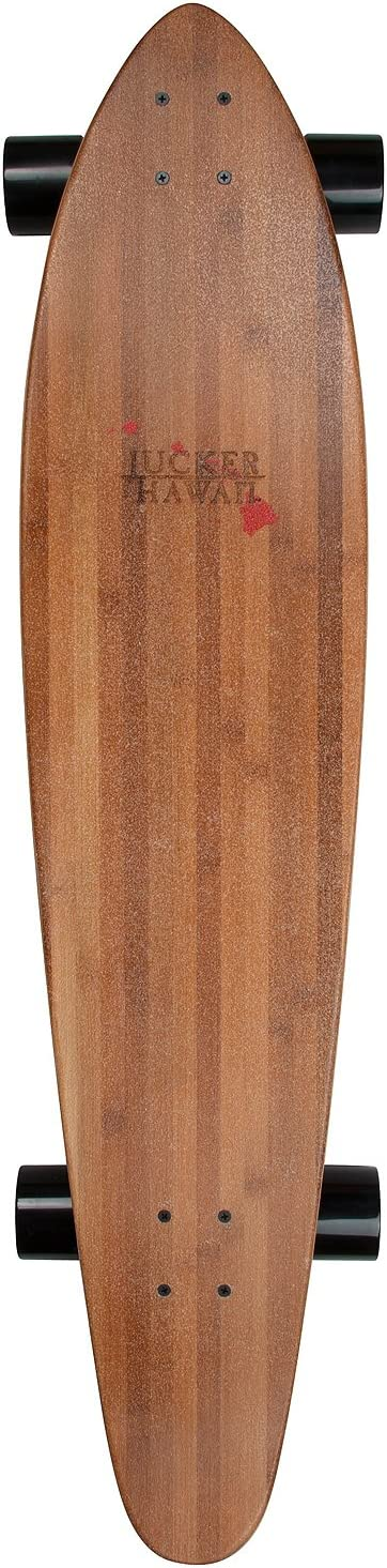 Longboard JUCKER HAWAII New HOKU Rosewood//WAILANI Slide Flex 1-2 Drop Through Longboards Flex 1-3