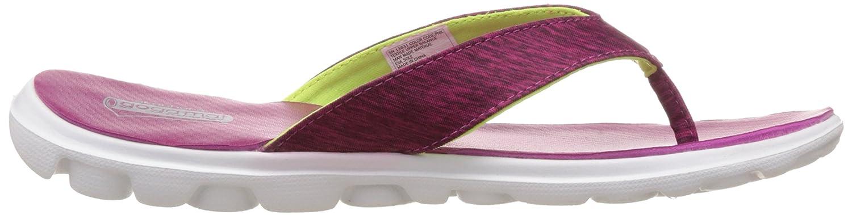 Skechers on Go The Go on Flow Damen PlateauSandale cb8919