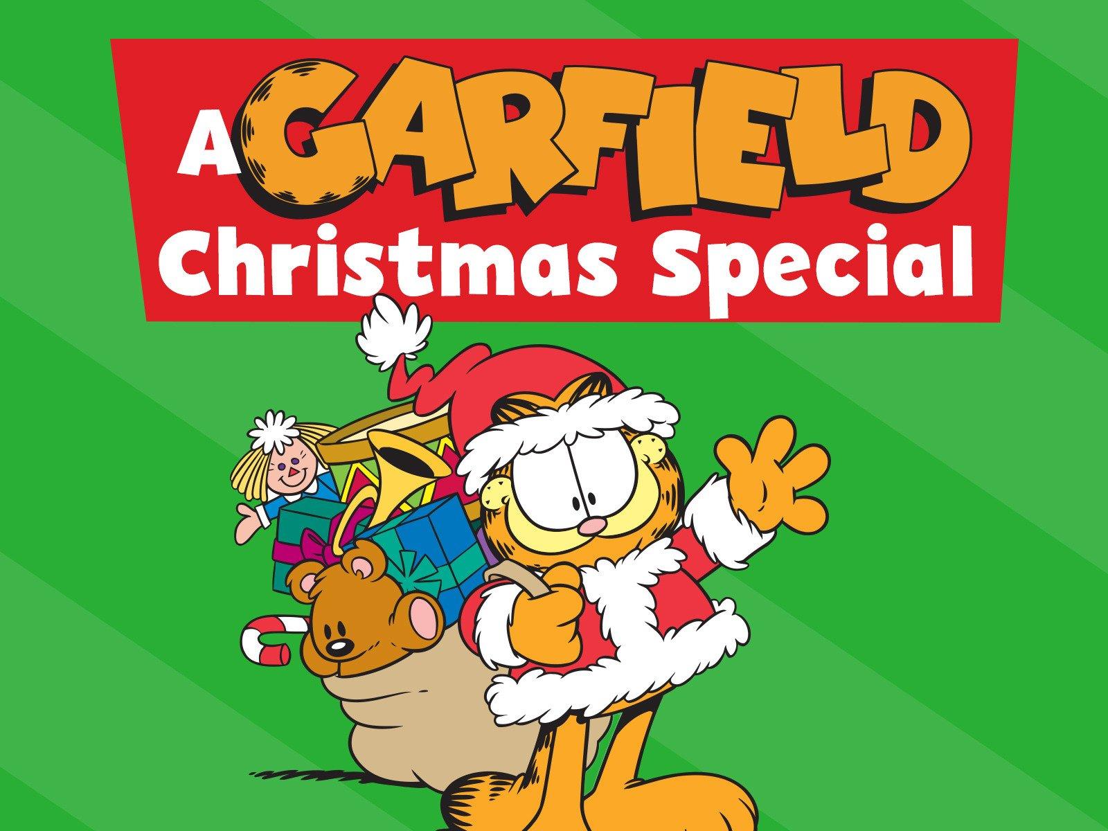 Watch Garfield A Garfield Christmas Special Season 1 Prime Video