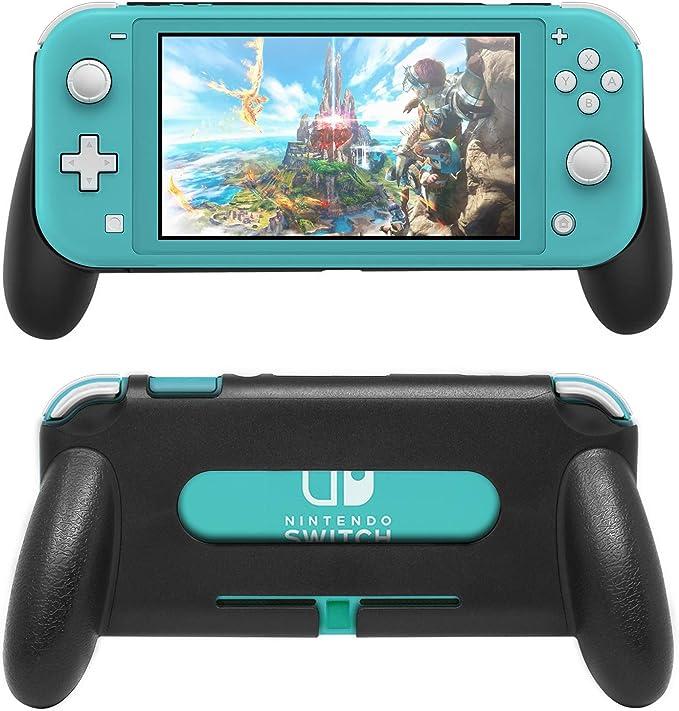 FYOUNG Funda Comfort Grip para Nintendo Switch Lite 2019, Agarres ...