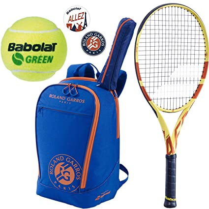 Amazon.com : Babolat Roland Garros Pure Aero 26
