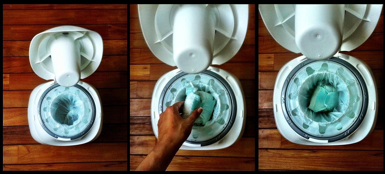 Tommee Tippee Lot de 9 Recharge SANGENIC pour poubelle /à couches Lot de 9 ou 18 !! Emballage dorigine du fabricant