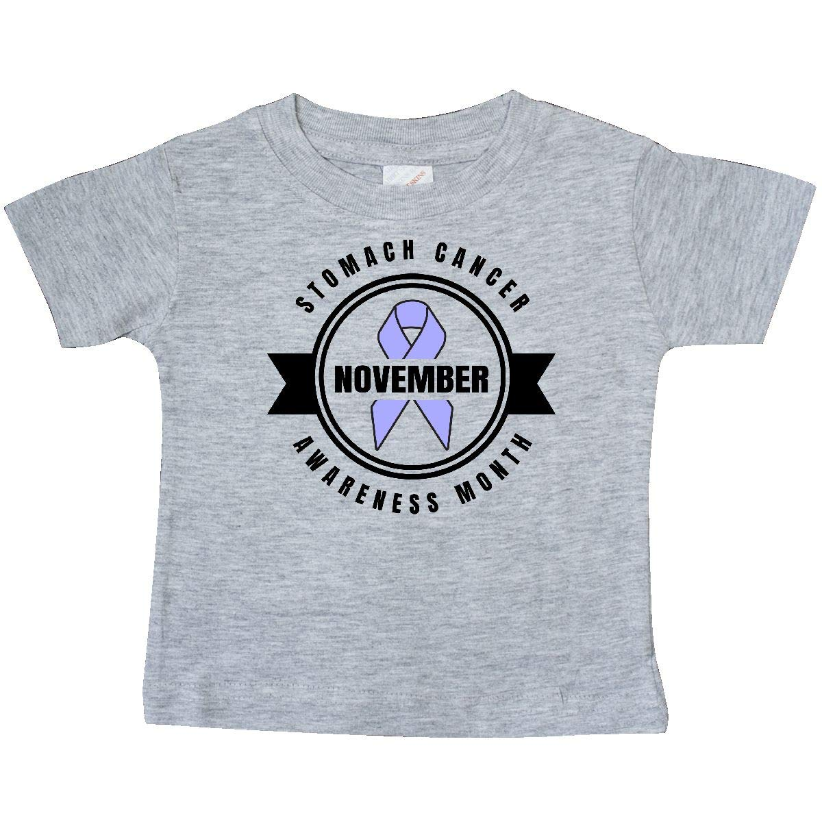 inktastic November Stomach Cancer Awareness Month Baby T-Shirt
