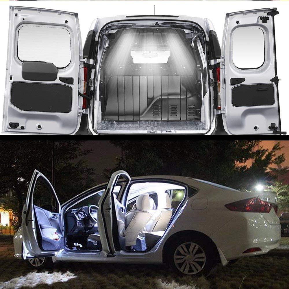 Voiture Lumière Kit intérieur 12 V Blanc 60 DEL Pour LWB Van sprinter ducato transit YC
