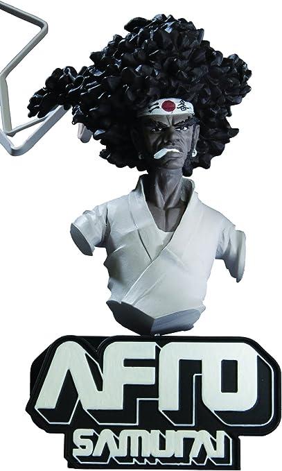 DC Comics Afro Samurai Bust