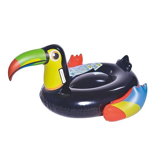 Invero Colchón Inflable Fun Gigante en Forma de tucán para ...