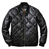 Eddie Bauer New Zealand Lambskin Skyliner Model Down Jacket 019510