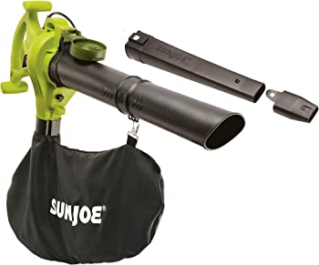 Sun Joe 300 CFM Handheld Leaf Blower