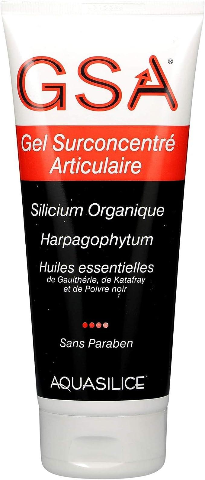Gel de articulații organice - Produse Bio-Organice-Naturale