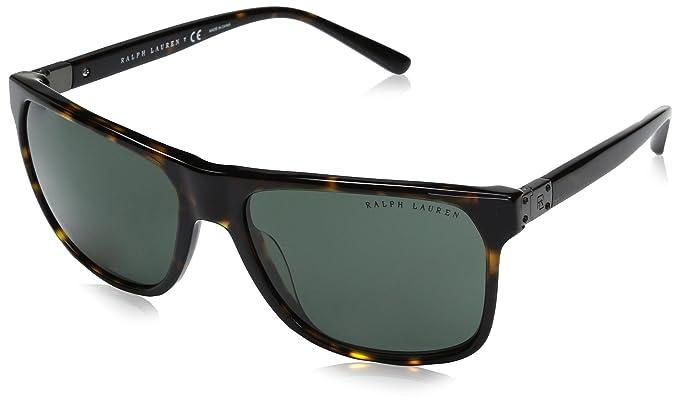 Ralph Lauren POLO 0PH4116 Gafas de sol, Dark Havana, 58 para ...