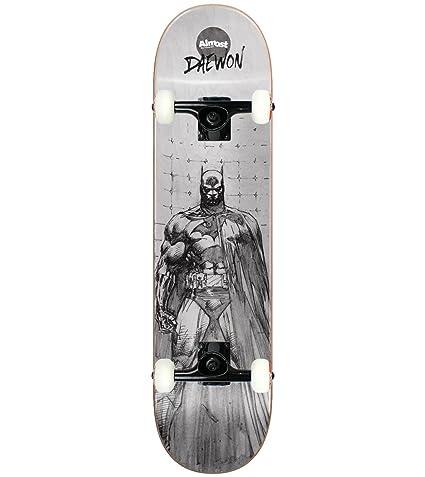 Almost Tabla De Skate Canción Batman Dibujo A Lápiz 206 Cm