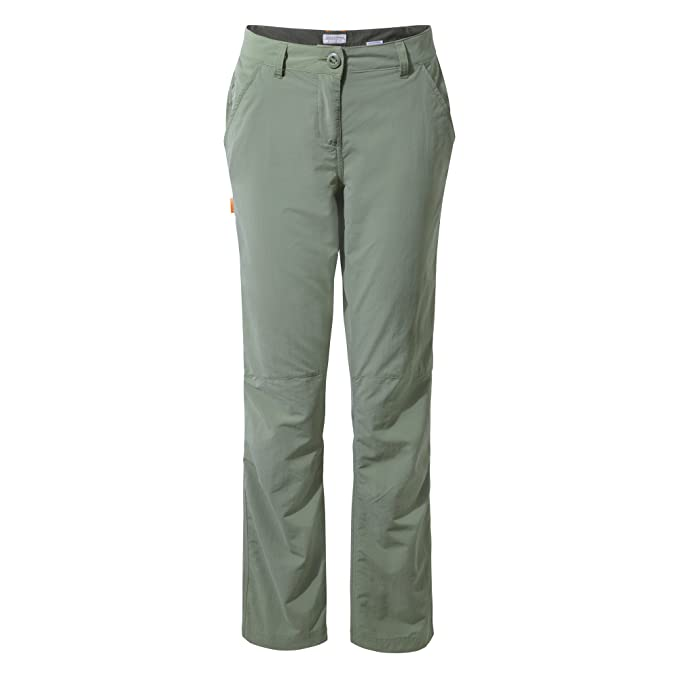 2f486cbb0753 Craghoppers NosiLife Womens/Ladies Insect Repellent Trousers: Amazon.co.uk:  Clothing