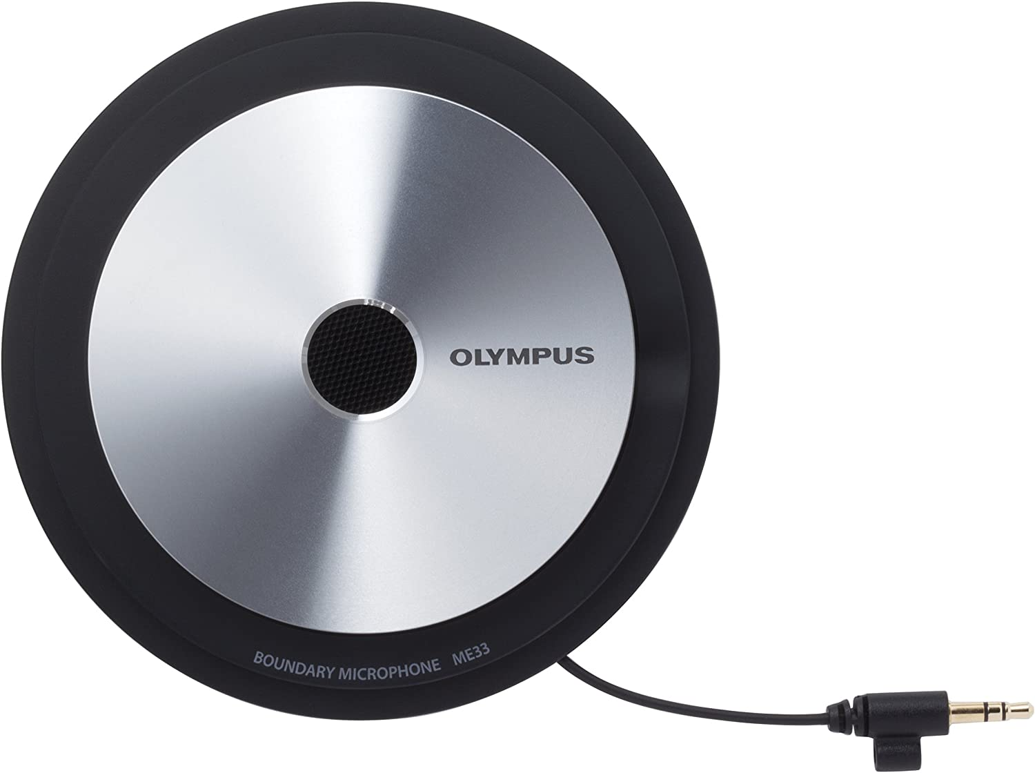 Olympus ME33 Table Top Conference Meeting Omni-directional microphone With daisy chain capabilities