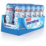 Mentos Pure Fresh Freshmint - 14 Pieces (Pack of 10)