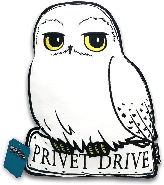 ABYstyle - Harry Potter - Cojín de Peluche - Hedwige