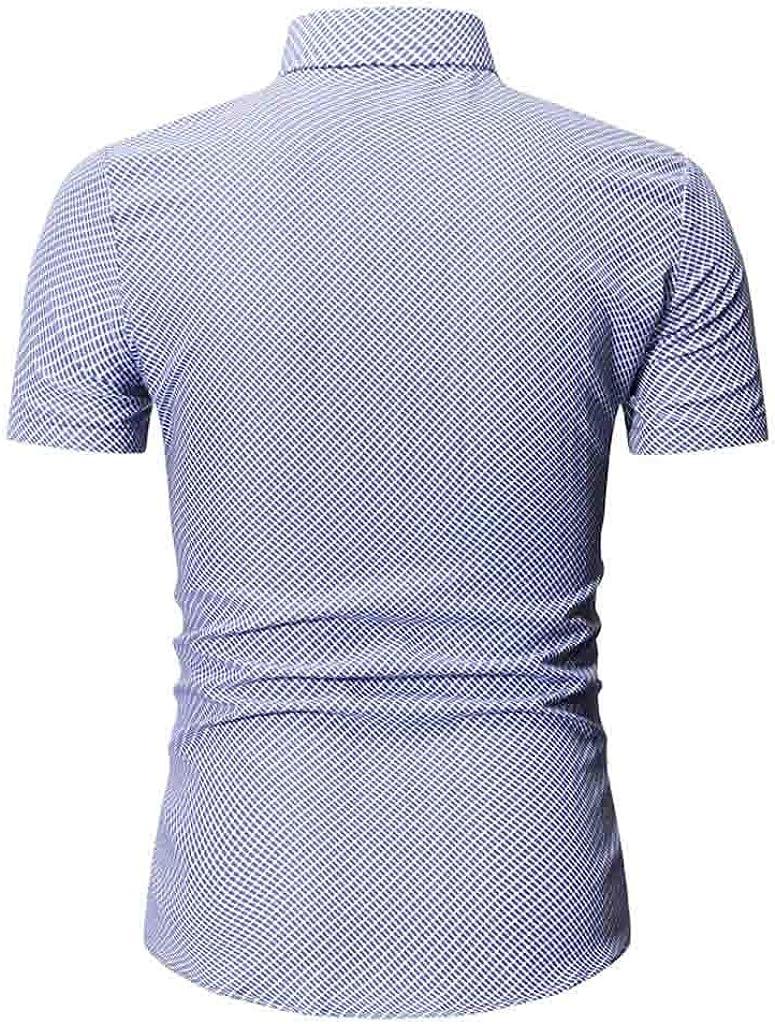 Geilisungren Polos Shirt de Manga Cortas para Hombre Camisetas Deportivas Gimnasio Músculo Formación Túnica Tank Top Verano Fitness Tops para Hombre Pullover Color sólido Blusa Botones Abrigos: Amazon.es: Ropa y accesorios