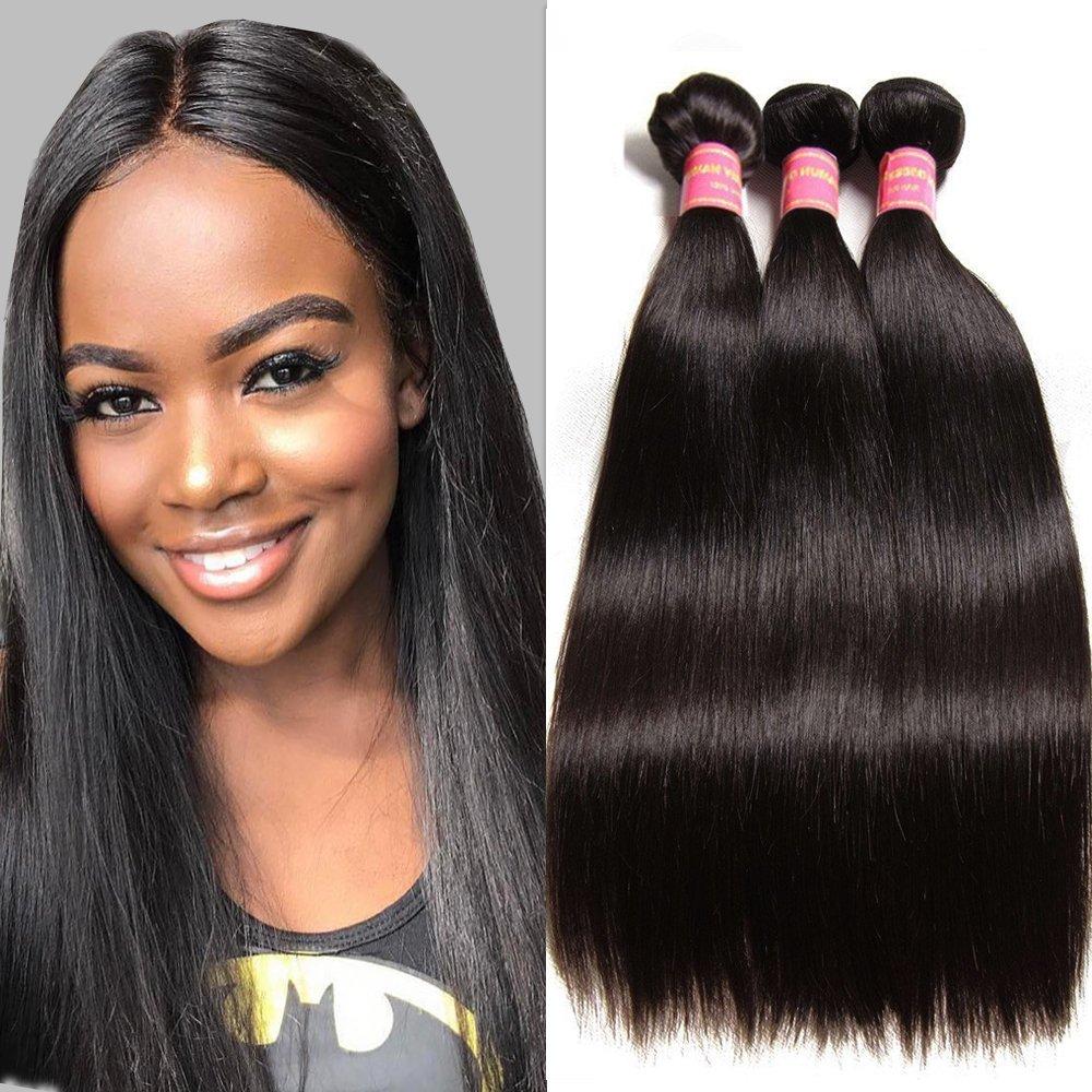 Amazon Jolia Brazilian Straight Hair 3 Bundles 7a Grade 100