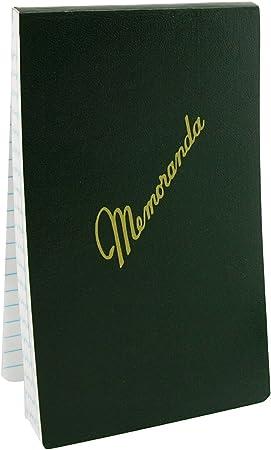 Memorandum Book Record Book Green Military Composition Notebooks Log Book NSN