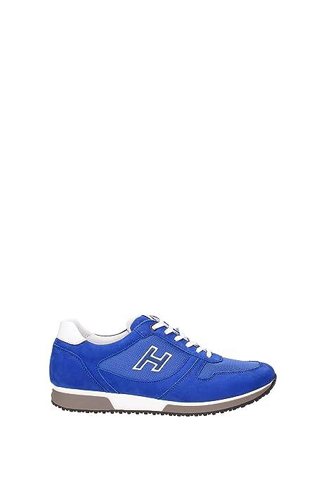 Hogan - Zapatillas de Tela para Hombre * Azul Size: 42