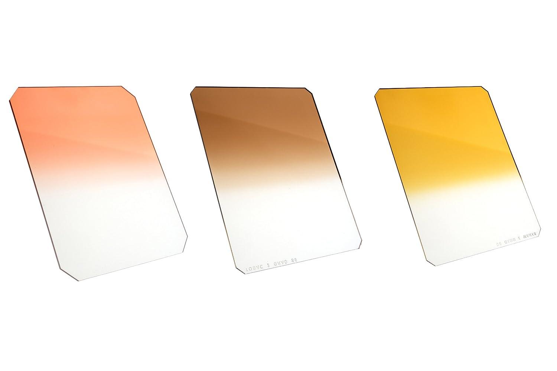 2.67x3.35 Resin Color Grad Soft Edge Coral 3 Formatt-Hitech 67x85mm