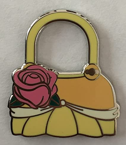 Beauty And The Beast Collectibles >> Disney Pin Mystery Pin Belle Purse Handbag Pin Beauty And The Beast