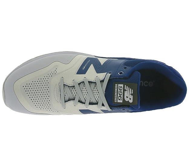 the latest 5b3eb 017cd New Balance 996 Men's Sneaker Blue MRL996FU, Size:46.5 ...
