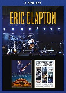Slowhand At 70: Live At The Royal Albert Hall [DVD]: Amazon.es: Eric ...