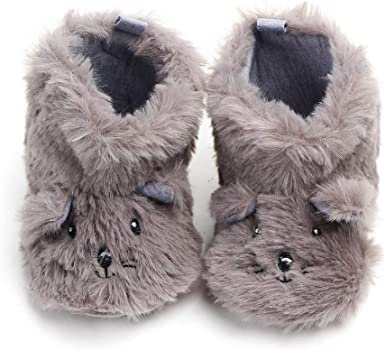 VEKDONE Baby Toddler Soft Sole Leather Shoes Infant Boy Girl Toddler Shoes