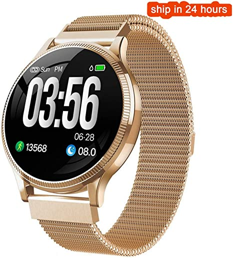 FANZIFAN Reloj Inteligente Fitness Tracker Smart Watch IP67 ...