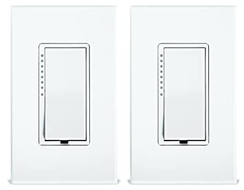 Smarthome 2494M3 SwitchLinc INSTEON 3Way Dimmer Kit White Wall