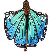 Chal de Alas de Mariposa Duendecillo para Mujer