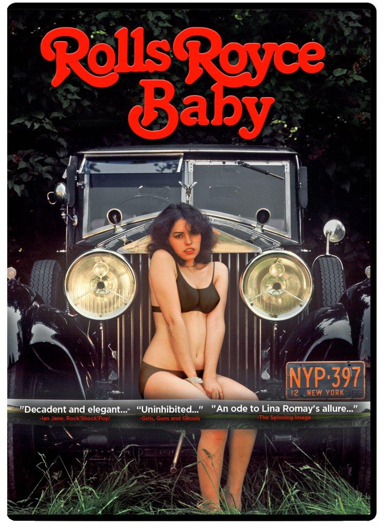 Rolls Royce Baby DVD