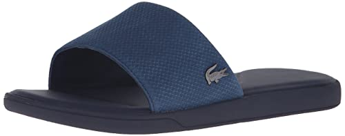 0c6436a9b Image Unavailable. Image not available for. Colour  Lacoste Men s L30  Casual Slide Flip Flop ...