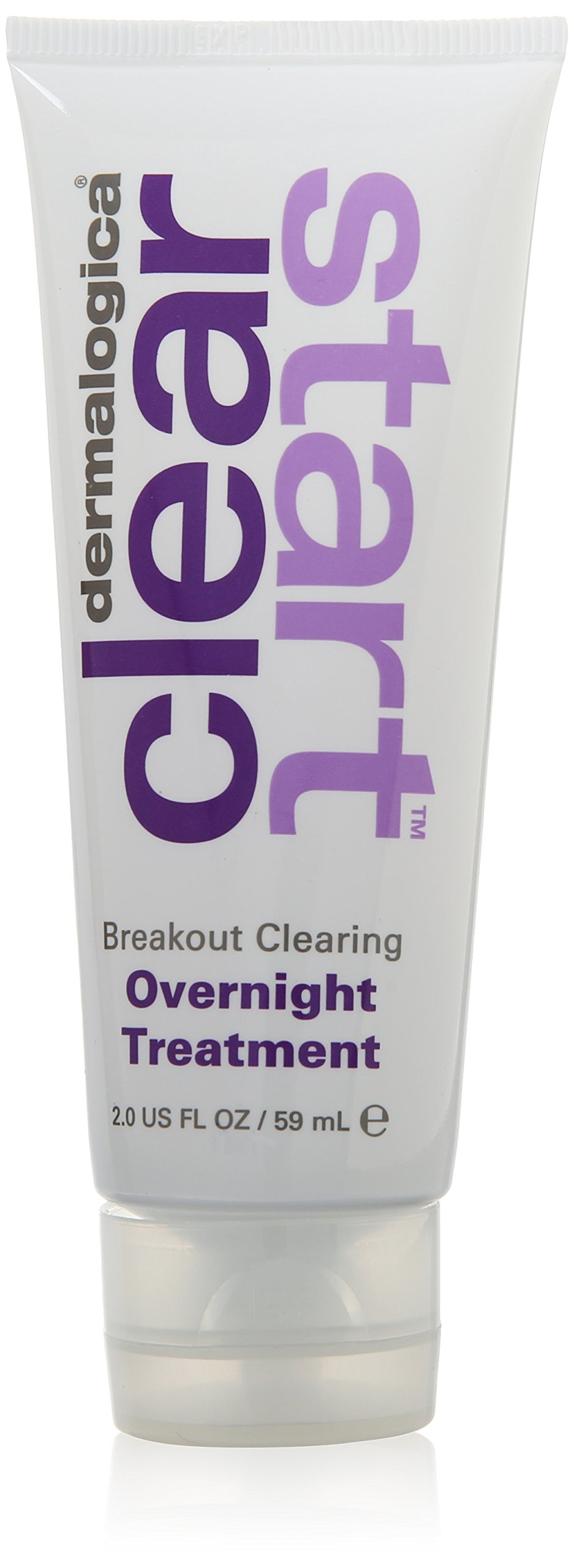 Dermalogica Breakout Clearing Overnight Treatment, 2 Fluid Ounce