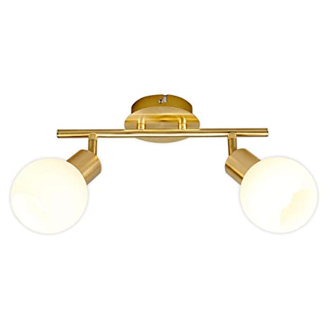 LED Lámpara de techo Elaina (Moderno) en Dorado hecho de ...